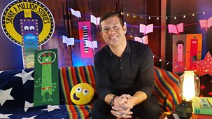 Cbeebies Bedtime Stories - 743. Dermot O'leary - Charlie Cook's Favourite Book