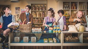 Back In Time For The Corner Shop - Series 1: 3. 50s And 60s