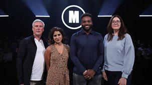 Celebrity Mastermind - 2019/2020: Episode 9
