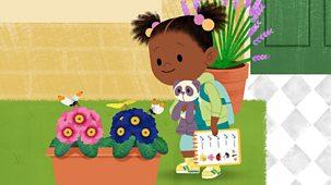 Jojo & Gran Gran - Spring: 5. It's Time To Find A Butterfly