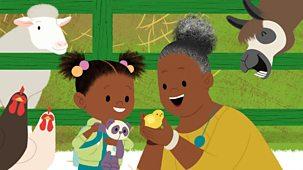 Jojo & Gran Gran - Spring: 7. It's Time To Visit The Farm