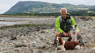Weatherman Walking - The Welsh Coast Series 2: 4. Abergwyngregyn To Conwy