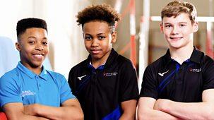 Gym Stars - Series 3: 7. Teamwork Makes The Dream Work