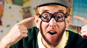 4 O'clock Club - Series 9: 12. Glasses