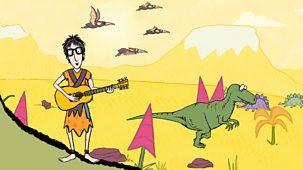 Nick Cope's Popcast - Series 1: 1. Dinosaur