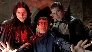 Young Dracula - Series 2: 4. Bad Reflection