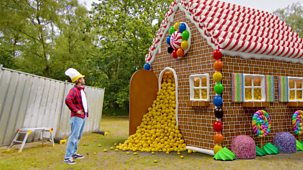 Hey You What If? - Series 1: 22. You Could Build A Gingerbread House?