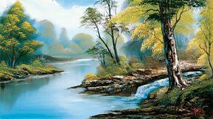 The Joy Of Painting - Series 1: 12. Hidden Stream