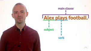 Bitesize: 9-11 Year Olds - Week 3: 7. Teacher Talks: English - Adding Clauses