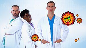 Operation Ouch! - Series 9: 1. Virus Alert