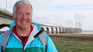 Weatherman Walking - The Welsh Coast Series 2: 8. Redwick To Chepstow