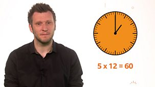 Bitesize: 7-9 Year Olds - Week 4: 9. Teacher Talks: Maths - Measuring Time