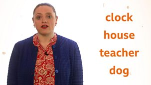 Bitesize: 7-9 Year Olds - Week 4: 11. Teacher Talks: English - Types Of Words