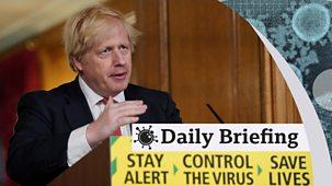 Bbc News Special - Coronavirus Update: 22/01/2021