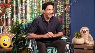 Cbeebies Bedtime Stories - 757. David Schwimmer - If I Had A Sleepy Sloth