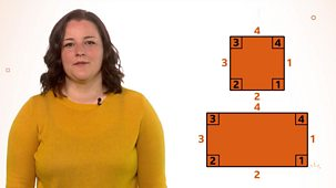 Bitesize: 7-9 Year Olds - Week 5: 14. Teacher Talks: Maths – Classification Of Shapes