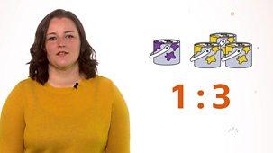 Bitesize: 9-11 Year Olds - Week 5: 14. Teacher Talks: Maths - Simplifying Ratios