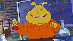 Arthur - Series 21: 1. Binky's 'a' Game