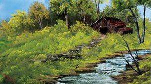 The Joy Of Painting - Series 2: 1. Meadow Stream