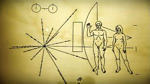 The Beauty Of Diagrams - 6. Pioneer Plaque