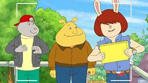 Arthur - Series 21: 9. Slink's Special Talent