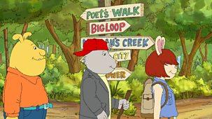 Arthur - Series 21: 10. Take A Hike, Molly