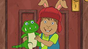 Arthur - Series 21: 11. The Lost Dinosaur