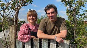 Celebrity Supply Teacher - Series 1: 4. Jeff Hordley And Zoe Henry - Gardening