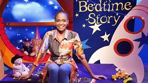 Cbeebies Bedtime Stories - 758. Oti Mabuse - Girls Can Do Anything