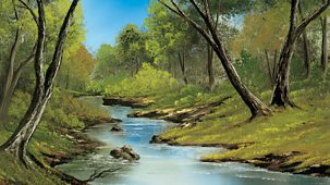 The Joy Of Painting - Series 2: 4. Whispering Stream