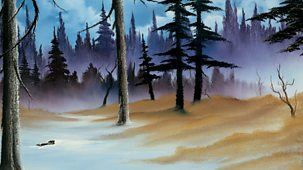 The Joy Of Painting - Series 2: 6. Snow Trail