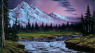 The Joy Of Painting - Series 2: 7. Arctic Beauty