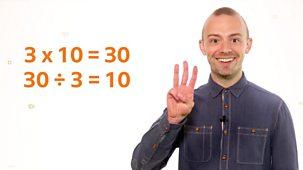Bitesize: 5-7 Year Olds - Week 6: 18. Teacher Talks: Maths – Inverse Operations
