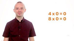 Bitesize: 7-9 Year Olds - Week 6: 17. Teacher Talks: Maths - Four And Eight Times Tables