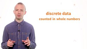 Bitesize: 7-9 Year Olds - Week 6: 18. Teacher Talks: Maths – Data