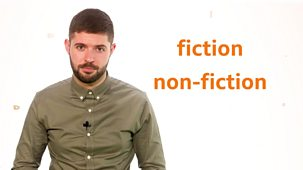 Bitesize: 7-9 Year Olds - Week 6: 19. Teacher Talks: English - The Difference Between Fiction And Non-fiction