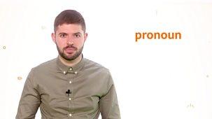 Bitesize: 7-9 Year Olds - Week 6: 20. Teacher Talks: English - Pronouns And Prepositions