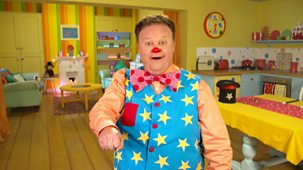 At Home With Mr Tumble - Series 1: 17. Elephant