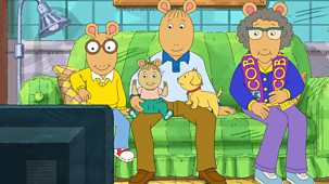 Arthur - Series 21: 13. Invasion Of The Soccer Fans
