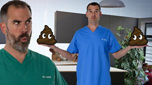 Operation Ouch! - Do Try This At Home: 5. Poo