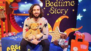 Cbeebies Bedtime Stories - 760. Joe Wicks - Tough Guys (have Feelings Too)