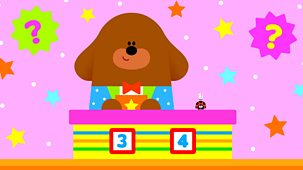 Hey Duggee - Series 3: 27. The Game Show Badge