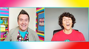 Mister Maker At Home - Series 1: 3. Andy