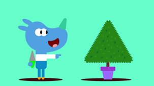 Hey Duggee - Series 3: 30. The Topiary Badge
