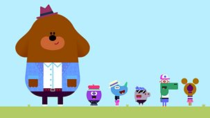 Hey Duggee - Series 3: 31. The A Cappella Badge