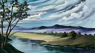 The Joy Of Painting - Series 2: 11. Western Expanse