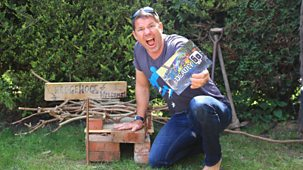 Diy Deadly With Steve Backshall - Series 1: 1. Deadly Gardens