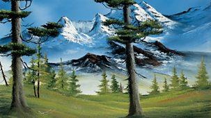 The Joy Of Painting - Series 2: 18. Mountain Glory