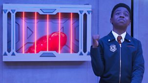 Odd Squad - Series 3: 7. Running On Empty, Part 1