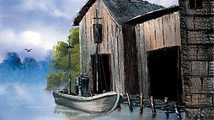 The Joy Of Painting - Series 2: 19. Dock Scene